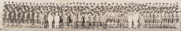 Company [M], 365th Infantry Regiment, 183rd Infantry Brigade, 92nd Division